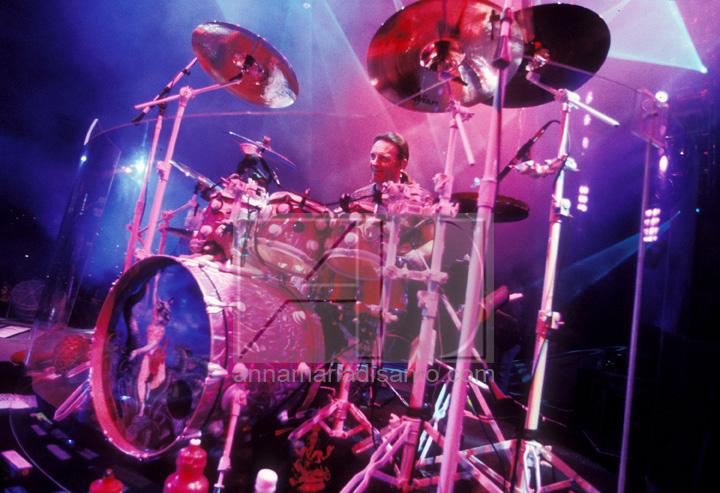 Joey Kramer -Aerosmith Live -45