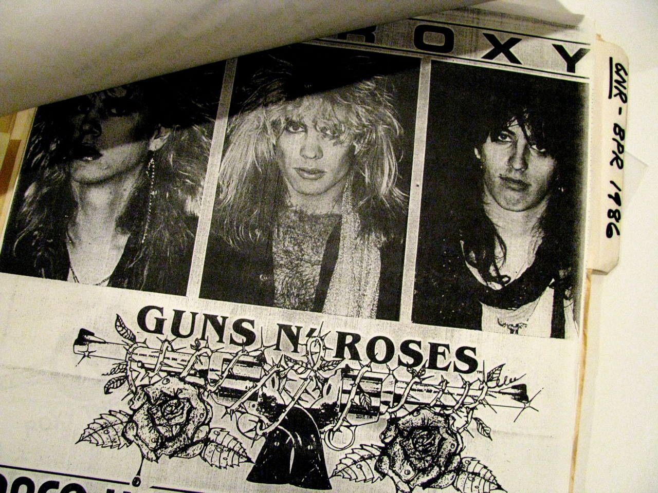 Guns N Roses Vs Poison Welcome To Their Jungle Gary