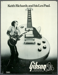 "A rare in-store poster featuring Keith, circa 1977. Size 22"" x 29""."