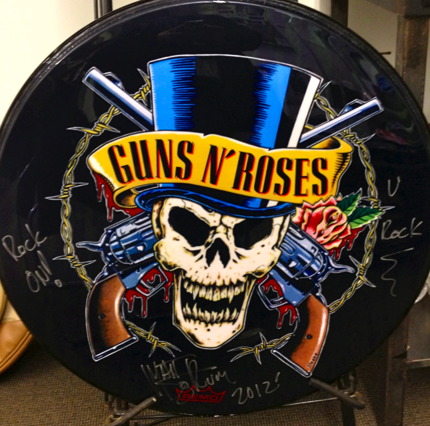 The Lost Art Of Bass Drum Head Design Bring Back 70 S 80 S And