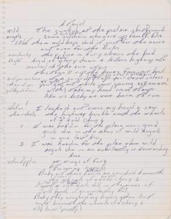 springsteen-manuscript