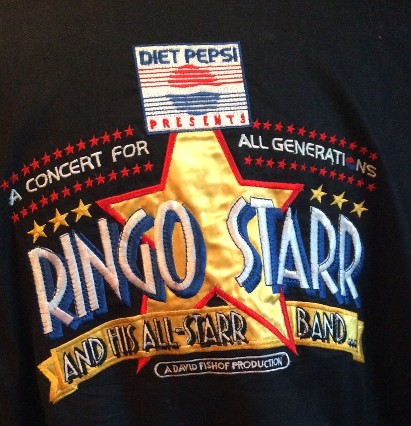 Ringo Starr…finally In The RNR Hall Of Fame. Yeah, Yeah
