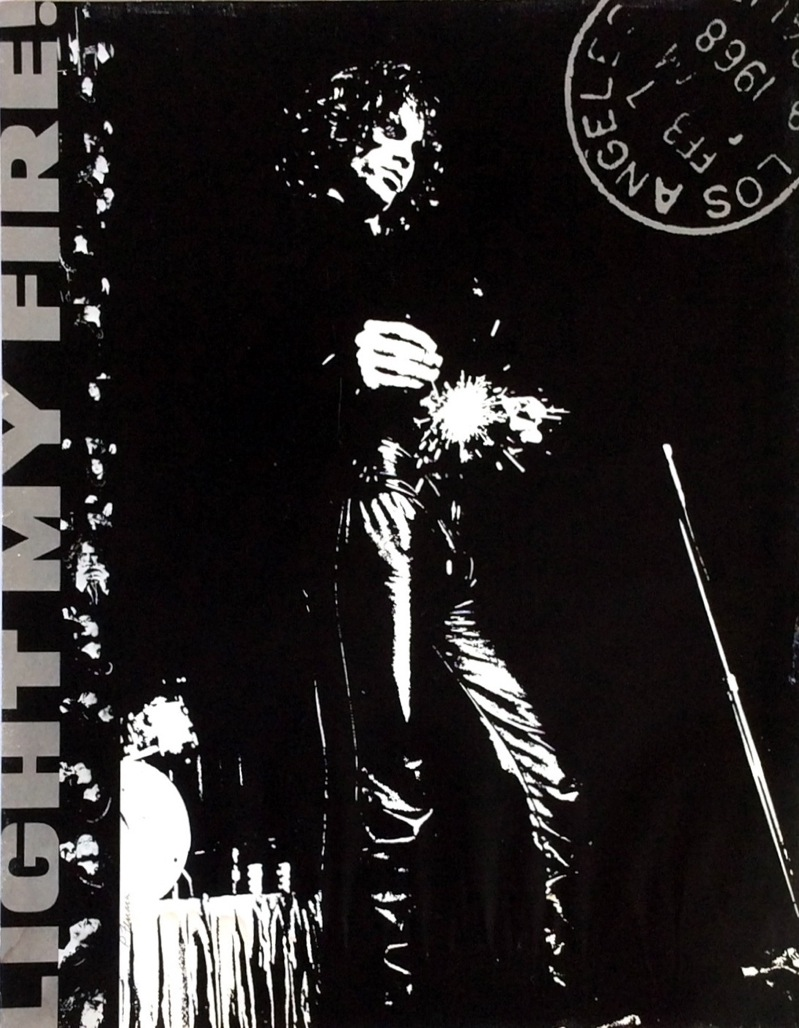Here\u0027s a very rare Doors 1968 Concert Tour Poster sold at a limited number of tour dates during their 1968 US tour as was the scarce but more common ... & Light My Sparkler. More rare Doors memorabilia.   Gary Rocks. A blog ...