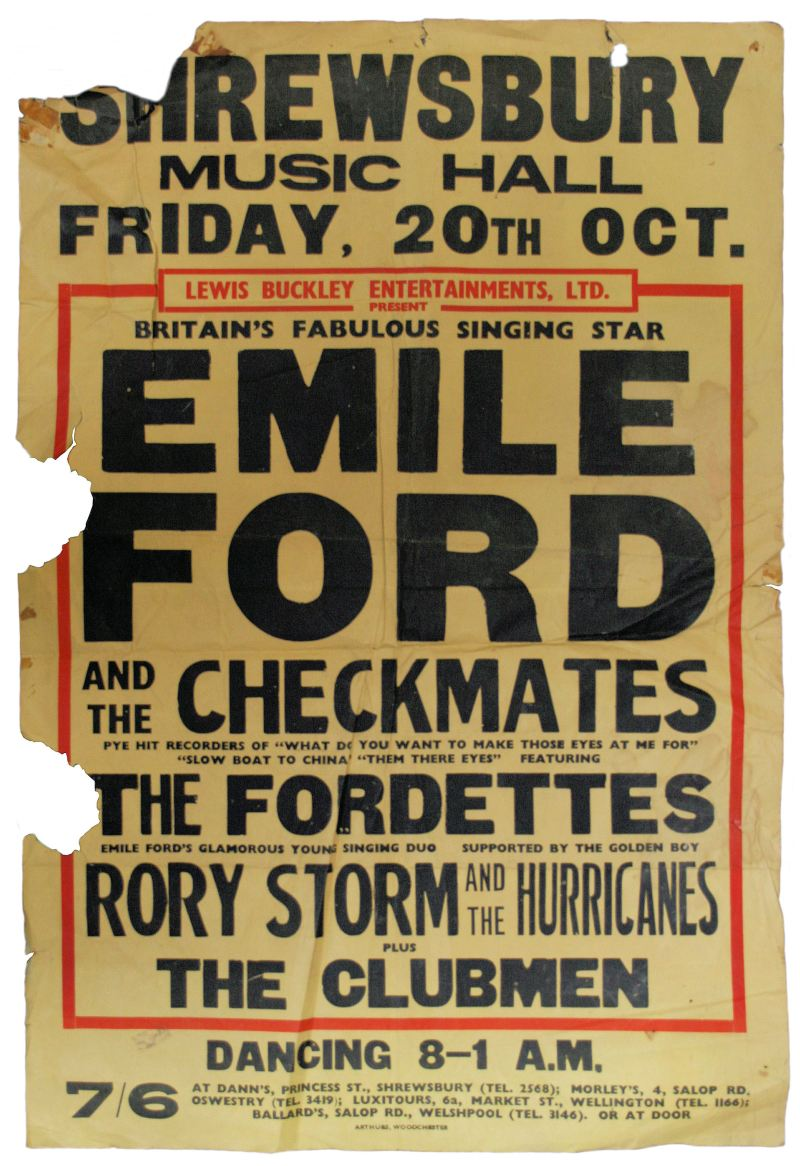 05 - 1961.10.20 Shrewsbury