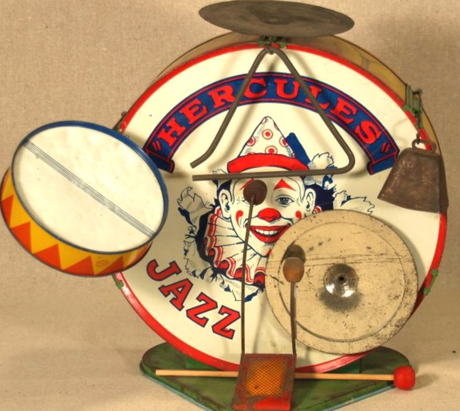 Vintage Toy Drum Kits. Be the coolest kid on the block. | Gary Rocks ...