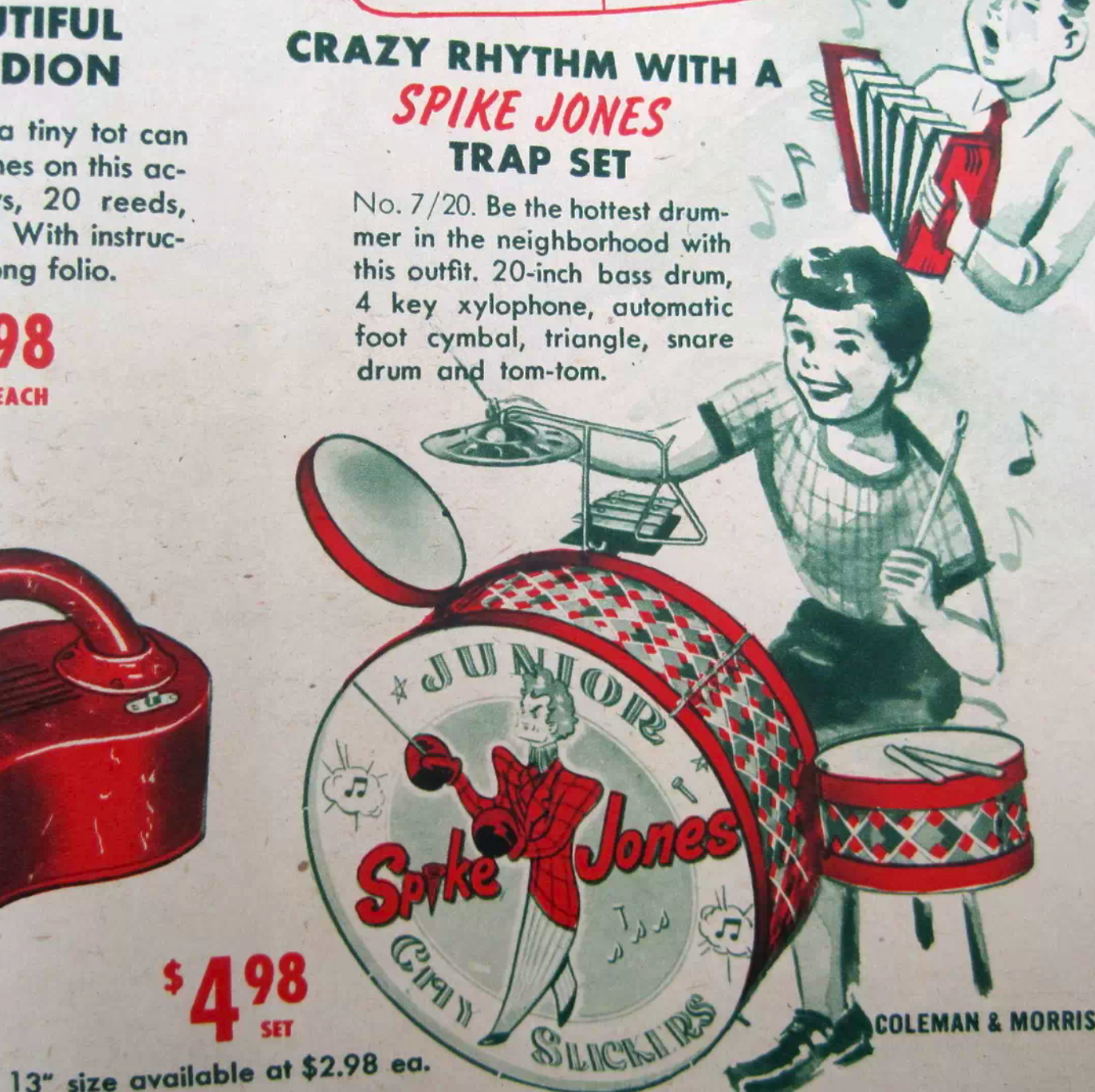 Vintage Drum Shops 3